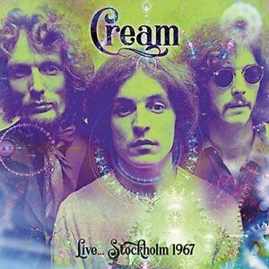 cream: stockholm 1967                                                         CD