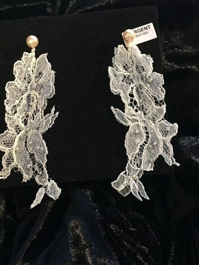 bb5e2c96b3784 beautiful Cecile Boccaro Boccaro Boccaro Daydream Earrings- 200 MSRP ...