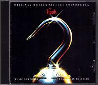 HOOK John Williams OST Soundtrack CD Steven Spielberg Farewell Neverland 1991