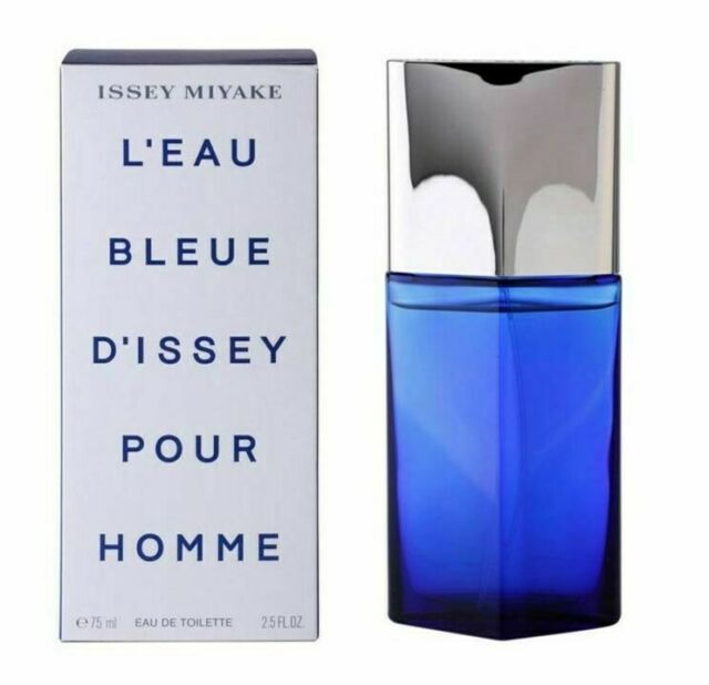 Issey Miyake L'eau Bleue Cologne for Men 75ml EDT Spray