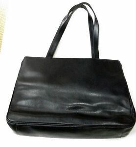 Image is loading DESMO-Italian-NAVY-LIZARD-EMBOSSED-Leather-Shoulder-Bag- d49d8c6511a8f