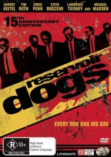 1 of 1 - Reservoir Dogs (DVD, 2008, 2-Disc Set)