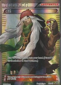 AZ-Trainer-Pokemon-Card-117-119-Full-Art-Rare-XY-Phantom-Forces