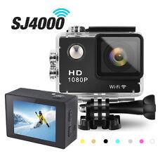 New SJ4000 WiFi 1080P HD Car DVR Sport DV Action Video Camera for GOPRO HERO 3