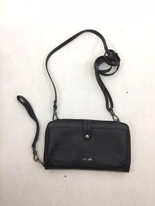The-Sak-3In1-Phone-Wallet-Wristlet-Crossbody-Genuine-Leather-Black-Onyx