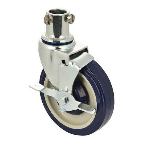 """5/"""" Swivel Casters for Central Exclusive Heavy and Medium Duty Shelving"""