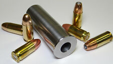 12GA to 9MM Luger Shotgun Adapter - Chamber Reducer - Stainless - Free Shipping!