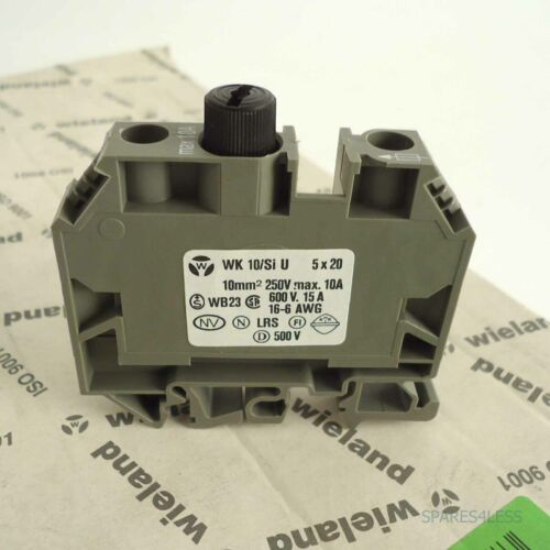 Wieland fusible borna wk10//si u 57.910.5053.0 nov