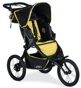 BOB-Blaze-Baby-Jogger-Fixed-Wheel-Jogging-Stroller-Citron-NEW-2019