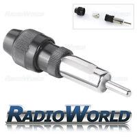 Car Radio/Stereo Din Male Aerial Ariel Arial Antenna Repair Connector Plug Bare