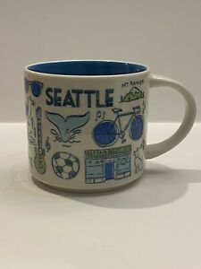 Starbucks Seattle been there series 14 oz mug 2019