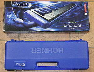Melodica-HOHNER-Ocean-a-touches-piano-32-notes-Instrument-neuf-en-etui