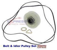 279640 Idler Wheel 661570V 40111201 Belt for Whirlpool Dryer Repair Kit