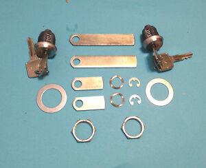 Truck Tool Box Locks >> Details About 2 Rawson Koenig Stahl Strattec Truck Tool Box Locks Winnebago Keys Rki Lock Key
