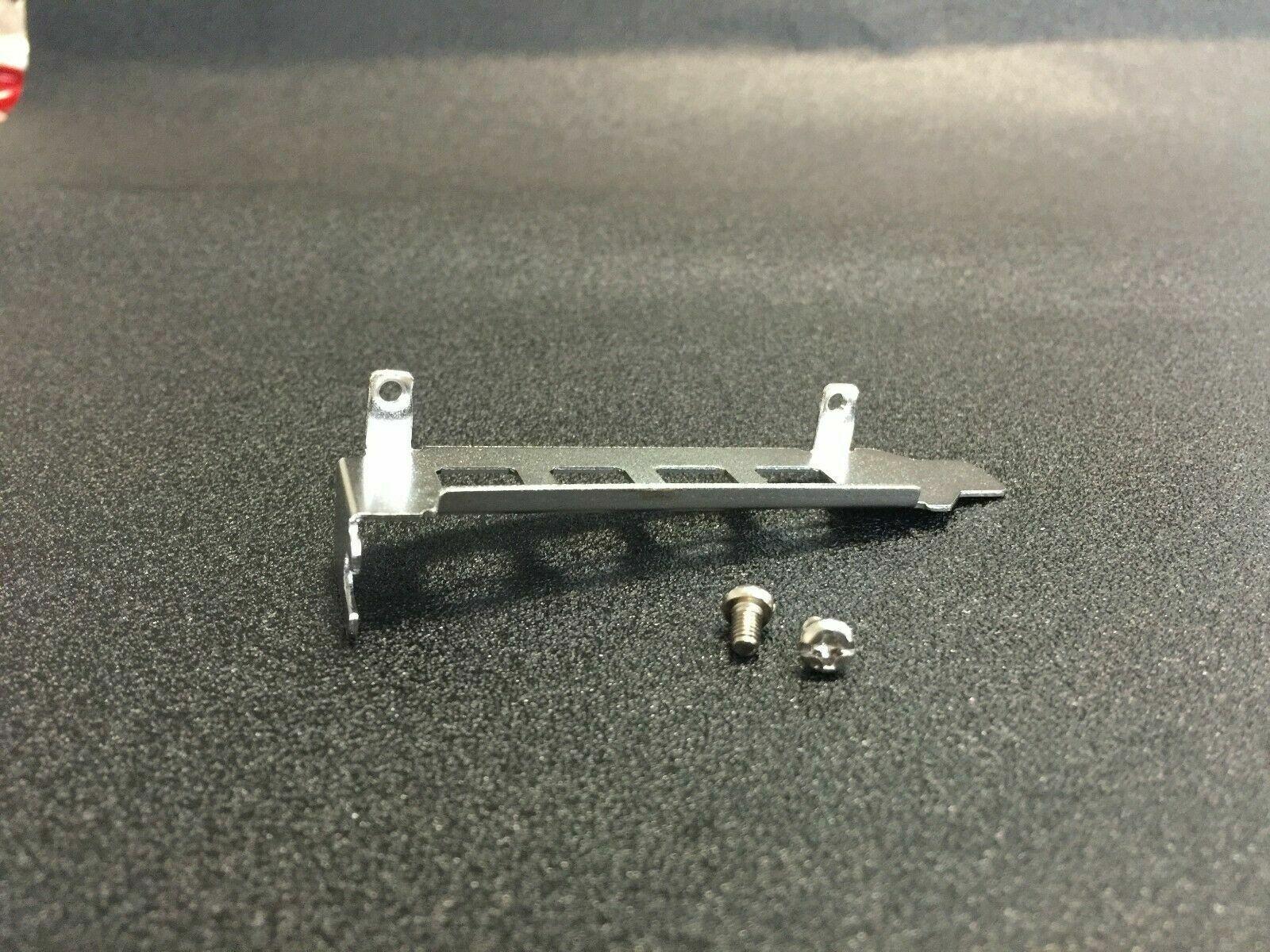 50PCS Low Profile Bracket for NVIDIA Quadro K1200 NVS510 P400 P600 P1000