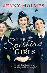 The-Spitfire-Girls-by-Jenny-Holmes-Paperback-NEW-Book