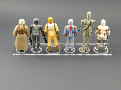 1 x Synergy Stands stand only Vintage Star Wars Bounty Hunter Stand
