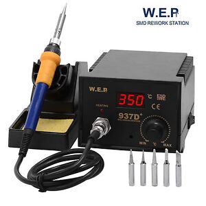 60W-200-480-Loetkolben-Loetstation-Digitale-Regelbare-ESD-mit-6-Spitzen-220-240-V