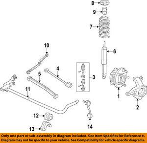 Front Sway Bar Link For 2007-2015 Jeep Wrangler 2012 2011 2008 2009 2010 Mopar