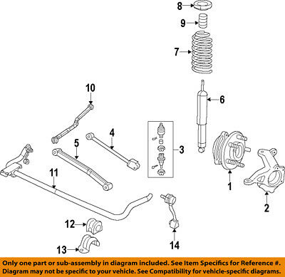 OEM NEW MOPAR Front Brake Hub And Bearing 2011-2017 Jeep Wrangler  52060398AE