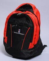 Chevrolet Camaro Black Backpack Bag Flag Corvette Blazer Banner