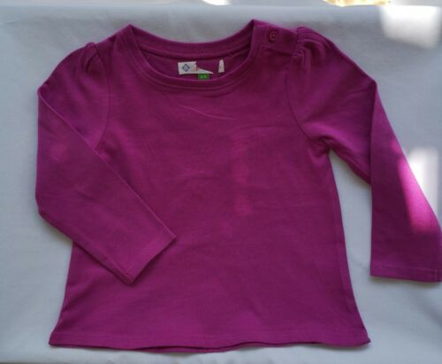 3 Years New Ex John Lewis Baby Girls Toddler Long Sleeve T-Shirts 7 Colours NB