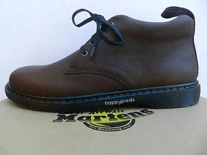 Dr-Martens-Barnie-Chaussures-Homme-47-Bottines-Chukka-Bottes-Montantes-UK12-Neuf