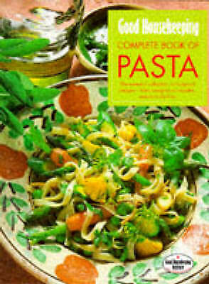 """1 of 1 - """"Good Housekeeping"""" Complete Book of Pasta: The Essential Collection  F3"""