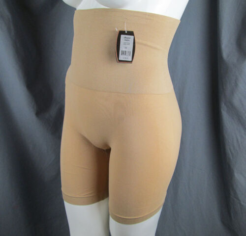 Plus Size Under Breast to Thigh Firming Shapewear Nude   Size 1X          #43225