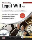 Legal Will Kit by Enodare Limited (Paperback / softback, 2016)