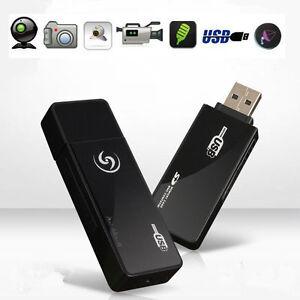 Portable U9 USB Flash Drive Nanny Cam Digital Hidden Camera HD DVR Video Record