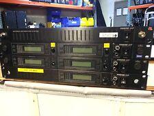 Shure Wireless Microphones & Receiver Racks
