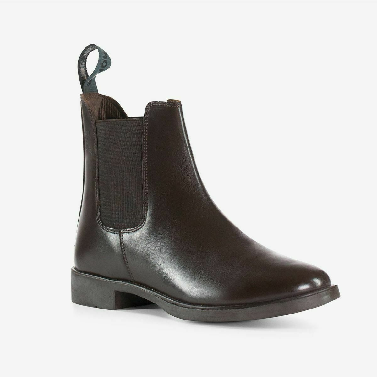 Horze Economic Pull-On Jodhpur Riding Boots with Elastic Sides Lightweight