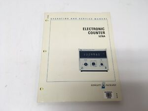 HP-5216A-Electric-Counter-Operating-and-Service-Manual-W-Schematics