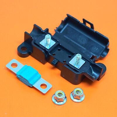 Heavy Duty Midi STRIP Collegamento Fusibile Titolare PER IL NASTRO E FUSIBILI MIDI /& 40 Amp Fusibile