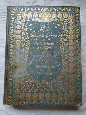 She Stoops To Conquer By Oliver Goldsmith Illustrated By Hugh