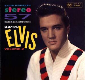 As-New-Elvis-Presley-CD-Essential-Elvis-Volume-2-Stereo-039-57-1999