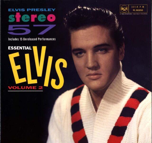 As New! Elvis Presley CD Essential Elvis, Volume 2 Stereo '57 (1999)