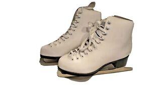 Glacier-160-Ice-Skates-Size-8-Made-In-Canada-SLM-10-1-3-Blade
