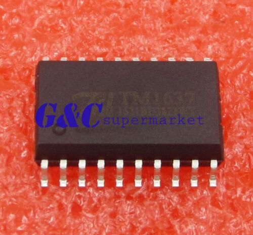 50PCS TM1637 LED digital tube drive display driver chip SMD SOP-20 TOP
