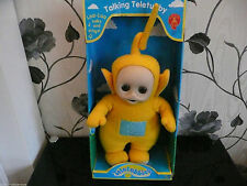 BOXED TELETUBBIE LARGE TALKING LAA LAA OPEN/CLOSE EYES TINKY WINKY DIPSY PO
