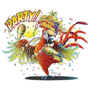 Party Parrot   Tshirt   Sizes//Colors