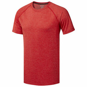 Reebok Men's Short Sleeve Ultimate Tee