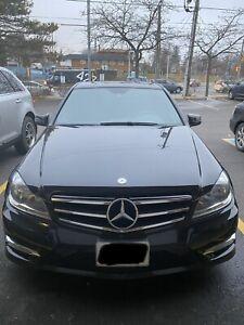Mercedes Benz C300 2014 4matic