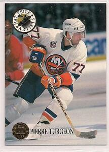 1993-94-Leaf-034-Hat-Trick-Artists-034-Pierre-Turgeon