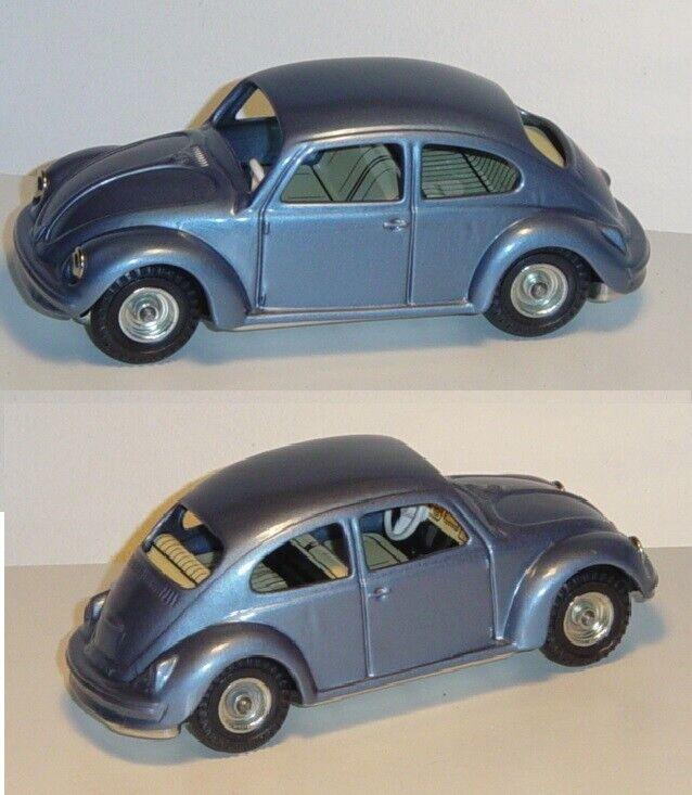 Kellermann 394 VW Beetle, Hell-Taubenbleu Metallic, avec Friktion, 1 43