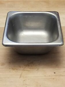 Hotel Pan Lid Cover Polar Ware 1//3 Size Slotted Stainless Steel Steam Table