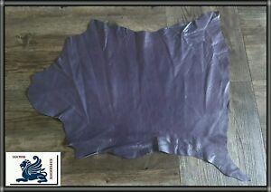 Ziegenleder-Aubergine-Lederhaut-Echt-Leder-Polsterleder-60x60cm-0-8-mm-AA-1