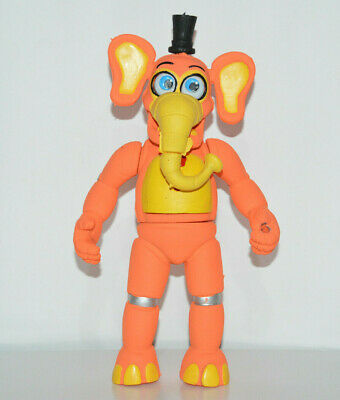 mexican toy ORVILLE ELEPHANT action figure FIVE NIGHTS AT FREDDYS Made in Mexico