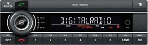 Kienzle Automotive mcr1118 dab+12 volts Autoradio Bluetooth USB RDS AUX